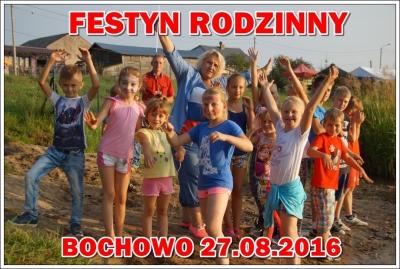 Festyn Rodzinny Sołectwa Bochowo