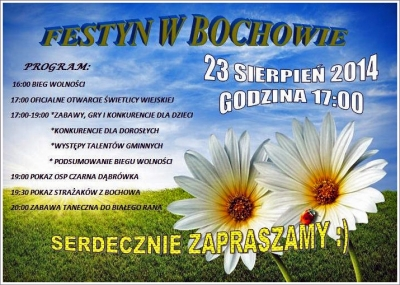 Festyn Rodzinny w Bochowie